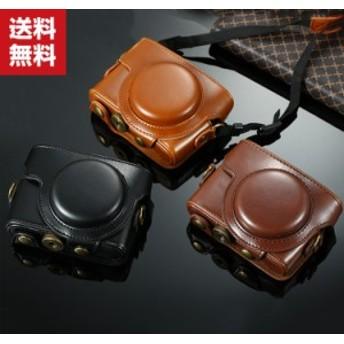 SONY DSC-RX100M6 M5 M4 M3 M2 かばん/鞄 デジタルカメラバッグ