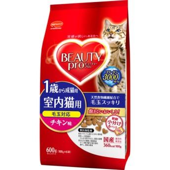 ビューティープロ 成猫用 チキン味 (150g4袋入)