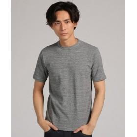 BACK NUMBER クルーネックTシャツ メンズ グレー