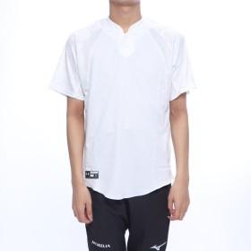 アンダーアーマー UNDER ARMOUR メンズ 野球 半袖Tシャツ UA Stand Collar Baseball Shirt 1331504