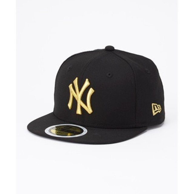 NEWERA 「59FIFTY」ニューヨーク・ヤンキースキャップ キッズ A