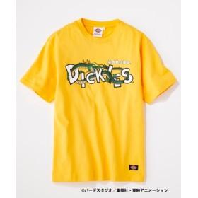 Dickies 【WEB限定】ドラゴンボールコラボTシャツ メンズ オレンジ