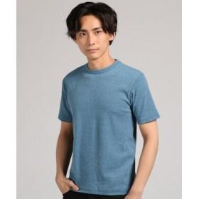 BACK NUMBER クルーネックTシャツ メンズ 中濃加工色