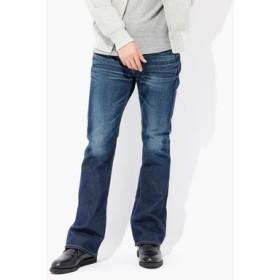 Lee 「RIDRTD BOOT CUT」ブーツカットデニムパンツ メンズ 濃加工色