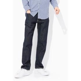 Levi's 「541」テーパードデニムパンツ メンズ 濃色
