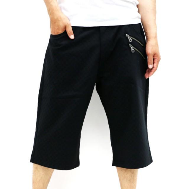 ハーフパンツ - MARUKAWA 大きいサイズ/メンズ/大きいサイズ/ハーフパンツ/ジップ/デザイン/ショートパンツ