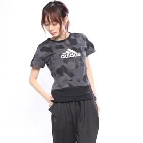 アディダス adidas レディース 半袖Tシャツ W S2S グラフィック半袖ビッグロゴTシャツ DV0728