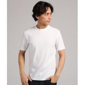 BACK NUMBER クルーネックTシャツ メンズ ホワイト