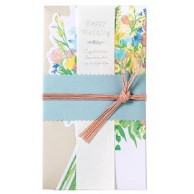 いろは出版 花を贈るご祝儀袋 コングラッツブーケ GGS-04 クリーム