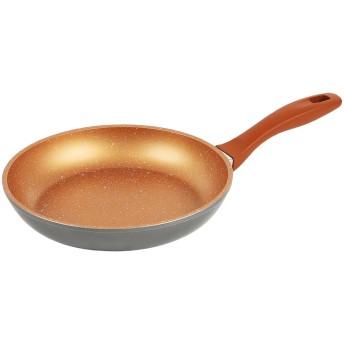 フレーバーストーン 24cm ソテーパン ブロンズゴールド