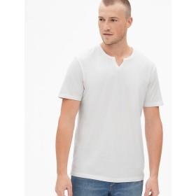 Gap 半袖ノッチTシャツ