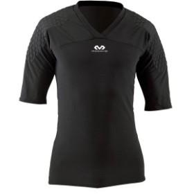 McDavid(マクダビッド) M7733 GKシャツ ショートスリーブ サッカー インナーウェア プロテクター