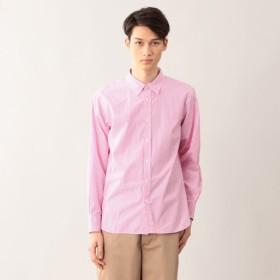 SALE【エムピー ストア(MP STORE)】 ★★ロンドンストライプシャツ ピンク
