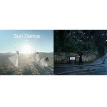 【CD】初回限定盤 Aimer エメ / Sun Dance & Penny Rain 【初回生産限定盤B】(2CD+DVD) 送料無料