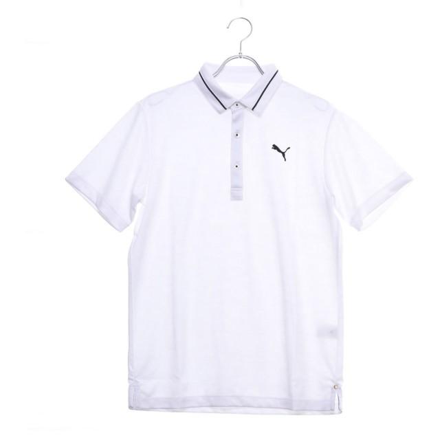 d86ed76d6c76a プーマ PUMA メンズ ゴルフ 半袖シャツ ゴルフ カモ ヘリテージ゛ SS ポロシャツ 923834