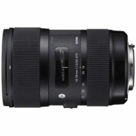 SIGMA 交換用レンズ A 18-35mm F1.8 DC HSM(シグマ用)