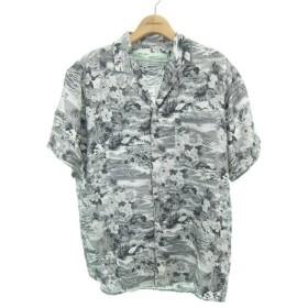オフホワイト OFF−WHITE シャツ