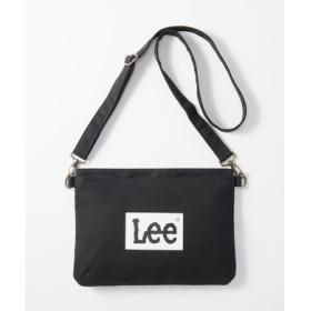 Lee サコッシュ メンズ ブラック