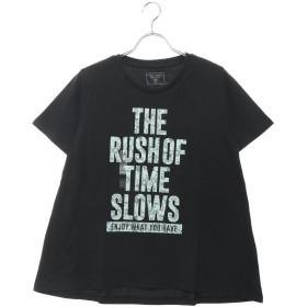 イグニオ IGNIO レディース 半袖Tシャツ グラフィックTシャツ(半袖) LハナAラインアソートTSS