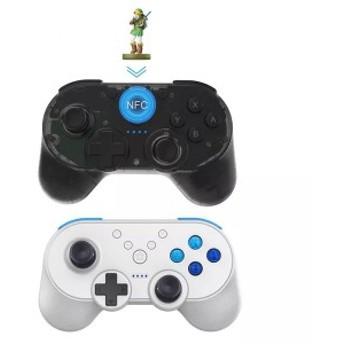 任天堂スイッチ コントローラー NFC機能 無線 Nintendo Switch Pro ミニコントローラー HD振動 連射機能搭載 任天堂スイッチ 対応