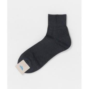 POP UP SHOP(ポップアップショップ) ルーム&インナー ソックス 靴下屋 オールラウンダーショートソックス