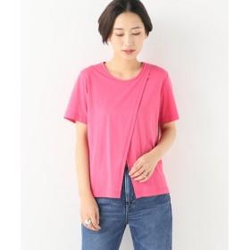 BOICE FROM BAYCREW'S KENJI HIKINO レイヤードTシャツ ピンク フリー
