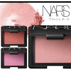 [NARS]ベストコスメ受賞 NARS ナーズ ブラッシュ チーク 発色/自然な血色感