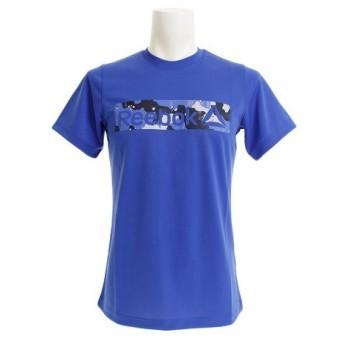リーボック(REEBOK) ワンシリーズ モックアイレット グラフィック ショートスリーブTシャツ FTQ74-DV3374 (Men's)
