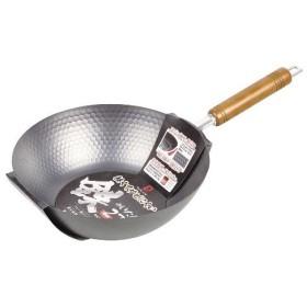 パール金属 軽くてサビにくい鉄のいため鍋27cm/HB-4290 いため鍋27cm