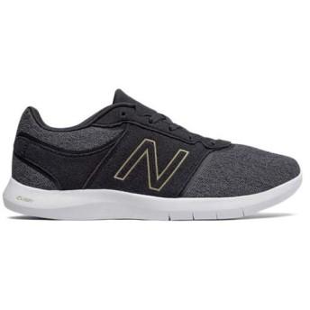 ニューバランス(New Balance) レディース ウォーキングシューズ ブラック WL415 AM D カジュアルシューズ スニーカー フィットネス ジム 靴