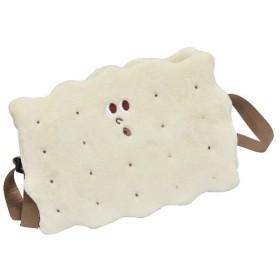 女性の女の子のためのかわいい豪華なビスケットバッグハンドバッグショルダーバッグ財布