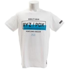 ライズ(RYZ) RYZ/PDX 半袖Tシャツ 869R9CD6318 WHT (Men's)