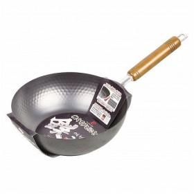 パール金属 軽くてサビにくい鉄のいため鍋24cm/HB-4289 いため鍋24cm