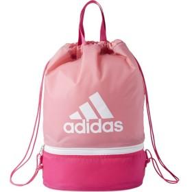 adidas(アディダス) 【ジュニア スイムバッグ】 KIDS SWIM 2roomバッグ BIP60 イージーPNK_S17
