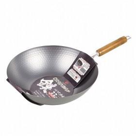 パール金属 軽くてサビにくい鉄のいため鍋33cm/HB-4292 いため鍋33cm