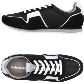 《セール開催中》TIMBERLAND レディース スニーカー&テニスシューズ(ローカット) ブラック 6.5 革 / 紡績繊維