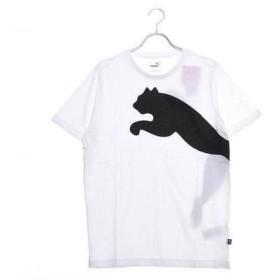 プーマ PUMA メンズ 半袖Tシャツ オーバーサイズロゴ SS Tシャツ 854079