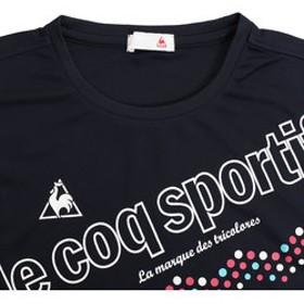 【Super Sports XEBIO & mall店:トップス】半袖機能シャツ QMJNJA01XB NVY