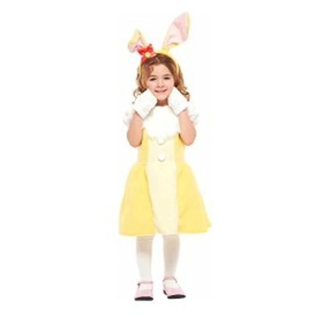 (ディズニー)Disney 子供用 ミスバニー なりきりコスチュームセット/衣装【ru95827】 S(100-120cm) ミスバニー
