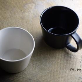 マグカップ/monochrome line -m.m.d-