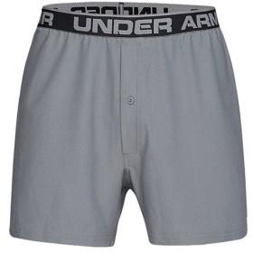 アンダーアーマー(UNDER ARMOUR) メンズ テック メッシュボクサー グレー 1320702 035 UA アンダーウェア 下着 パンツ インナー トレーニング スポーツ