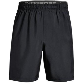 アンダーアーマー(UNDER ARMOUR) メンズ ウーブングラフィックショーツ ブラック 1309651 003 UA ショートパンツ ハーフパンツ トレーニングウェア