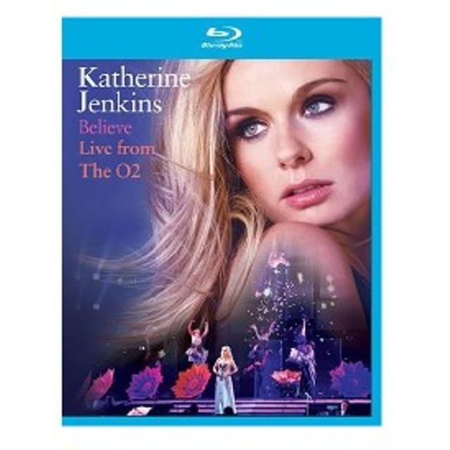 Katherine Jenkins: Believe LIve From The O2 [Blu-ray