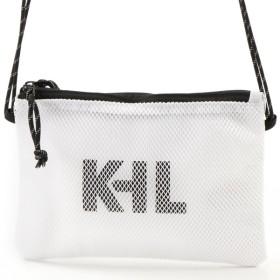 [マルイ]【セール】KHLサコッシュ/キャサリン ハムネット ロンドン(KATHARINE HAMNETT LONDON)