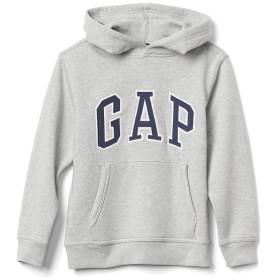 Gap ロゴフリース パーカー(キッズ)