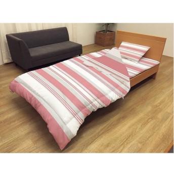 すぐに使える寝具6点セット PI シングルサイズ