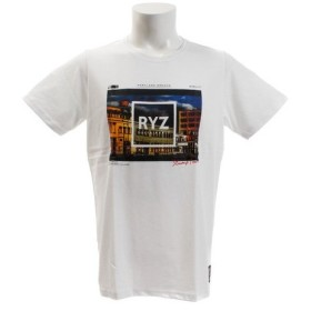 ライズ(RYZ) RYZ PHOTO 半袖Tシャツ 869R9CD6322 WHT (Men's)