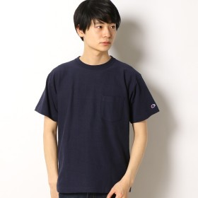[マルイ]【セール】【Champion】 【19SS】リバースウィーブ ポケットTシャツ/チャンピオン(Champion)
