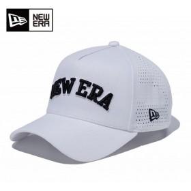 ニューエラ NEW ERA ゴルフ キャップ メンズ 9FORTY A-Frame レーザーパーフォレーテッド ホワイト × ブラック 11781196