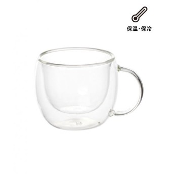 (LAKOLE/ラコレ)ダブルウォールカップS[170ml]/ [.st](ドットエスティ)公式
